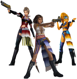Final Fantasy X-2 Gunner