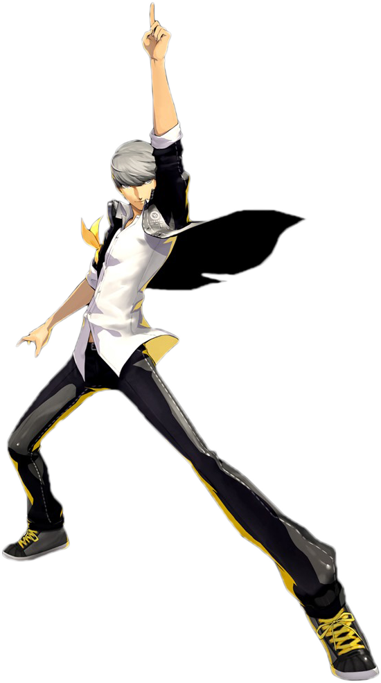 Persona Protagonist Persona 4's Protagonist