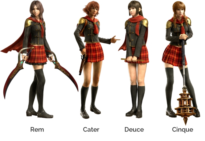 FinalFantasyType0_Ladies1