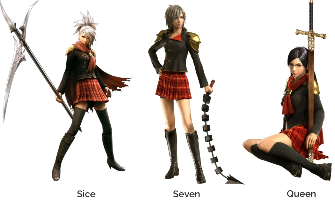 FinalFantasyType0_Ladies2