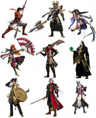 samuraiwarriors